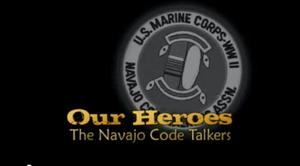 The Navajo Code Talkers video