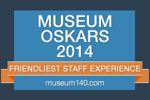 friendliest-staff-experience museum oskar