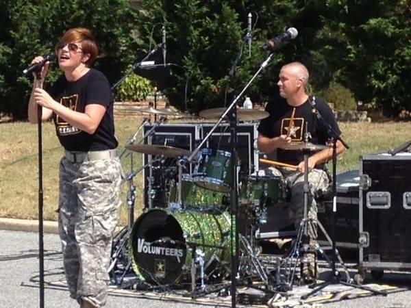 Volunteers perform at NCM