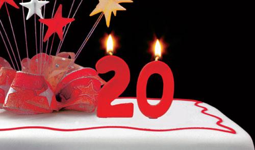 20-Anniversary